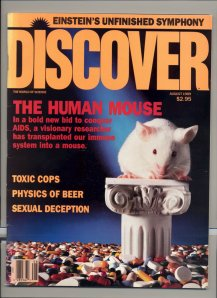 The Human Mouse